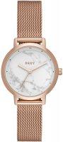 Zegarek damski DKNY bransoleta NY2703 - duże 1