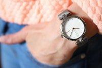 Zegarek damski DKNY bransoleta NY2745 - duże 4