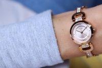 Zegarek damski DKNY bransoleta NY2752 - duże 4