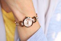 Zegarek damski DKNY bransoleta NY2752 - duże 5