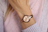 Zegarek damski DKNY bransoleta NY2812 - duże 2