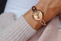 Zegarek damski DKNY bransoleta NY2812 - duże 4