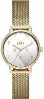 Zegarek damski DKNY bransoleta NY2816 - duże 1