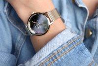 Zegarek damski DKNY bransoleta NY2816 - duże 2