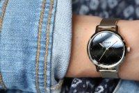 Zegarek damski DKNY bransoleta NY2816 - duże 3