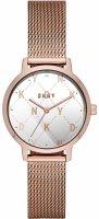 Zegarek damski DKNY bransoleta NY2817 - duże 1