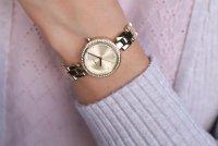 Zegarek damski DKNY bransoleta NY2825 - duże 4