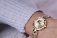 Zegarek damski DKNY bransoleta NY2825 - duże 5