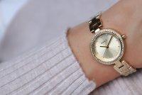 Zegarek damski DKNY bransoleta NY2825 - duże 6