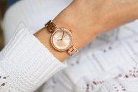 Zegarek damski DKNY bransoleta NY2826 - duże 4