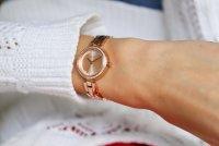 Zegarek damski DKNY bransoleta NY2826 - duże 5