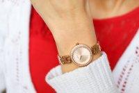 Zegarek damski DKNY bransoleta NY2826 - duże 6