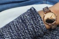 Zegarek damski DKNY bransoleta NY2839 - duże 5