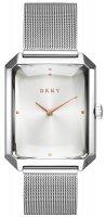 Zegarek damski DKNY bransoleta NY2708 - duże 1