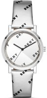 Zegarek damski DKNY pasek NY2803 - duże 1