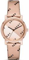 Zegarek damski DKNY pasek NY2804 - duże 1