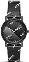 Zegarek damski DKNY pasek NY2805 - duże 1