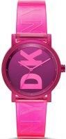 Zegarek damski DKNY pasek NY2809 - duże 1