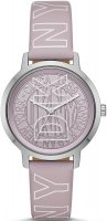 Zegarek damski DKNY pasek NY2820 - duże 1