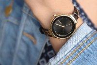 Zegarek damski DKNY pasek NY2848 - duże 2