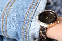 Zegarek damski DKNY pasek NY2848 - duże 4
