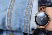 Zegarek damski DKNY pasek NY2848 - duże 5