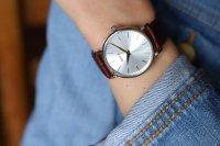 Zegarek damski Doxa d-light 173.15.021Y.02 - duże 3