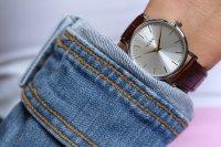Zegarek damski Doxa d-light 173.15.021Y.02 - duże 4