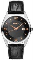 Zegarek damski Doxa lady 121.15.103R.01 - duże 1
