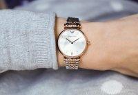 Zegarek damski Emporio Armani ladies AR1840 - duże 6