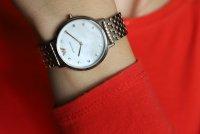 Zegarek damski Emporio Armani ladies AR2508 - duże 2