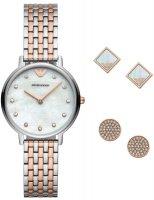 Zegarek damski Emporio Armani ladies AR80019 - duże 1