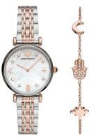 Zegarek damski Emporio Armani ladies AR80037 - duże 1