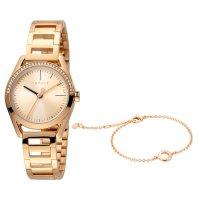Zegarek damski Esprit damskie ES1L117M0075 - duże 3