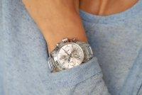 Zegarek damski Festina chronograf F20397-3 - duże 2