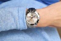 Zegarek damski Festina chronograf F20397-3 - duże 3