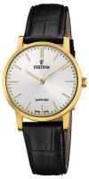 Zegarek damski Festina classic F20017-1 - duże 1