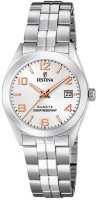 Zegarek damski Festina classic F20438-4 - duże 1