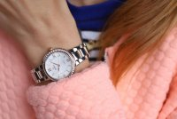 Zegarek damski Festina mademoiselle F20221-1 - duże 2