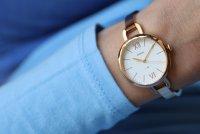 Zegarek damski Fossil annette ES4391 - duże 4