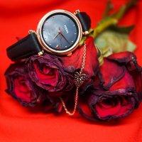 Zegarek damski Fossil carlie ES4504 - duże 6