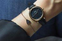 Zegarek damski Fossil carlie ES4506SET - duże 5