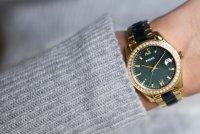 Zegarek damski Fossil scarlette ES4676 - duże 5