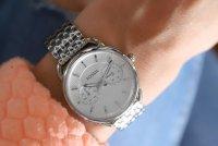 Zegarek damski Fossil tailor ES3712 - duże 5