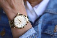Zegarek damski Guess bransoleta W0638L2 - duże 2