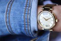 Zegarek damski Guess bransoleta W0638L2 - duże 4