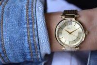 Zegarek damski Guess bransoleta W0638L2 - duże 5