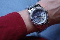 Zegarek damski Guess bransoleta W0774L6 - duże 3