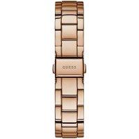 Zegarek damski Guess bransoleta W0987L3 - duże 3