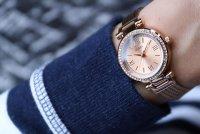 Zegarek damski Guess bransoleta W1009L3 - duże 7